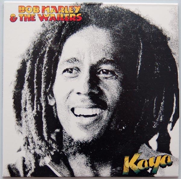 Front cover, Marley, Bob - Kaya
