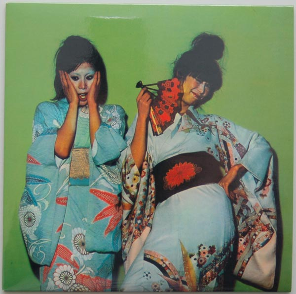 Front Cover, Sparks - Kimono My House