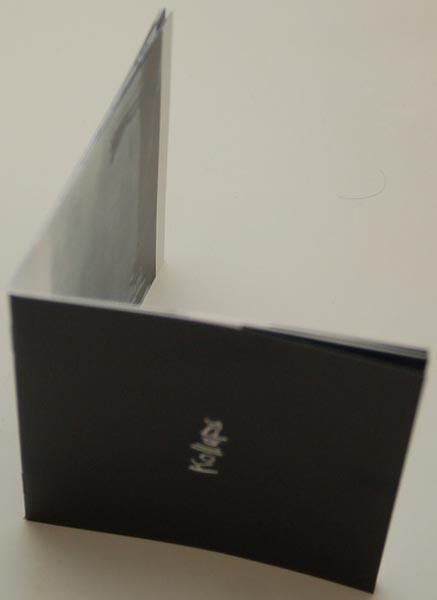 Booklet,  - Kollaps