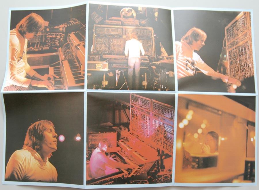 Poster, Schulze, Klaus  - Live