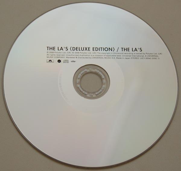 CD, La's - La's