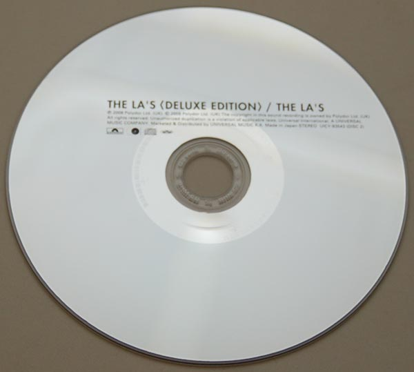 CD 2, La's - La's