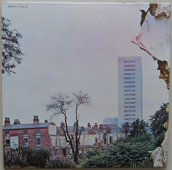 Back cover, Led Zeppelin - IV (aka Zoso)