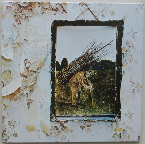 Front Cover, Led Zeppelin - IV (aka Zoso)