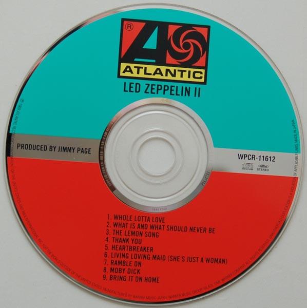 CD, Led Zeppelin - II