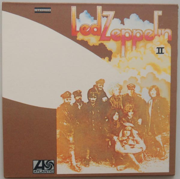 Front Cover, Led Zeppelin - II