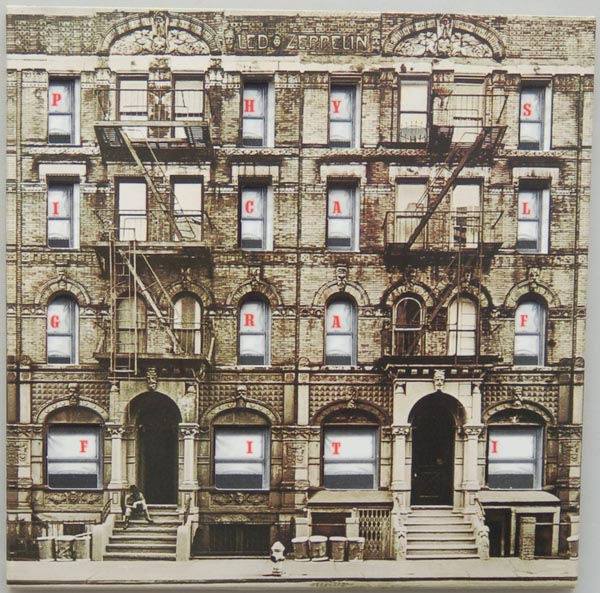 Front Cover, Led Zeppelin - Physical Graffiti