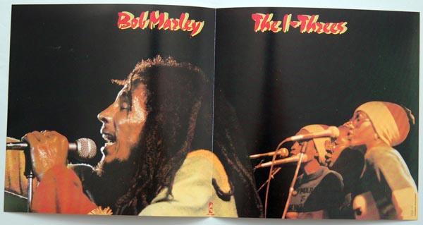 Insert, Marley, Bob - Live!