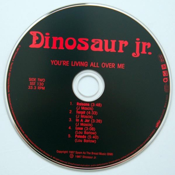 CD, Dinosaur Jr. -