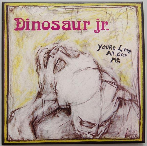 Front cover, Dinosaur Jr. -