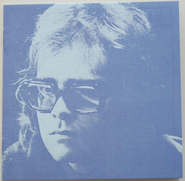 Booklet, John, Elton - Madman Across The Water