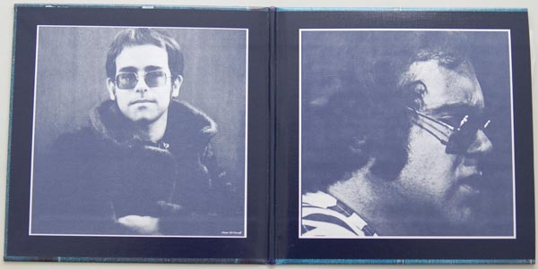 Gatefold open, John, Elton - Madman Across The Water