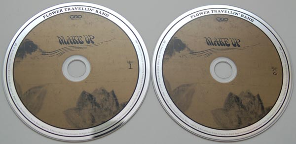 CDs, Flower Travellin' Band - Make Up