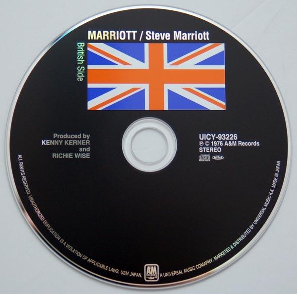 CD, Marriott, Steve - Marriott