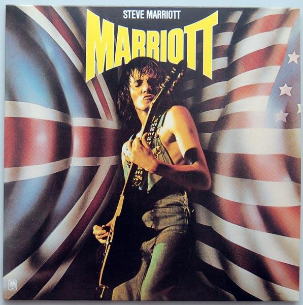 Front cover, Marriott, Steve - Marriott