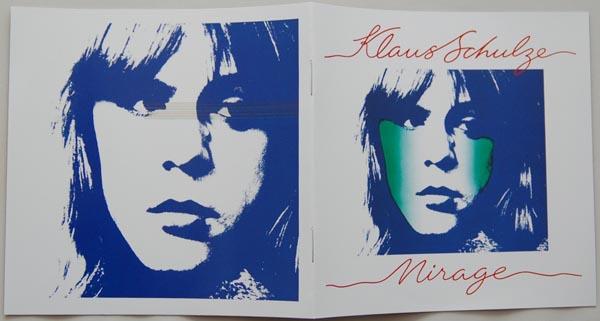 Booklet, Schulze, Klaus - Mirage