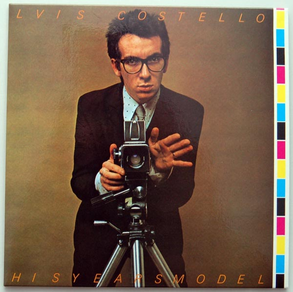 Front cover, Costello, Elvis - This Year's Model