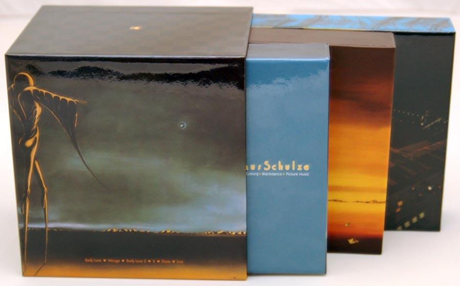 Open Box, Schulze, Klaus - Timewind Box