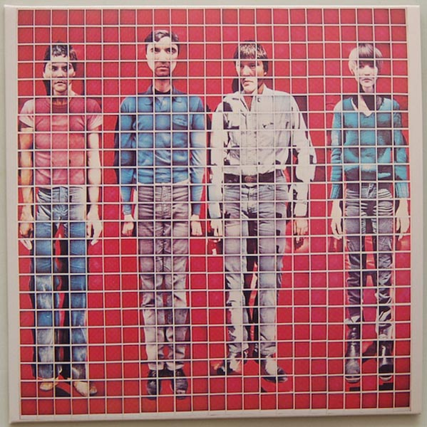 Front Cover, Talking Heads - More Songs About Buildings And Food + 4