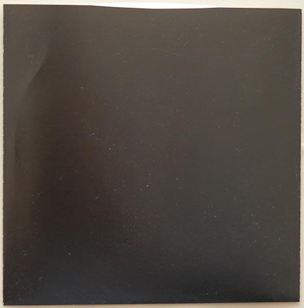 Inner sleeve side A, Talking Heads - More Songs About Buildings And Food + 4