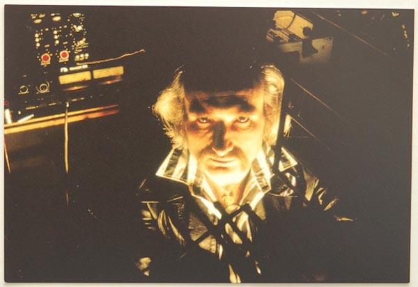 postcard, Czukay, Holger - Movies