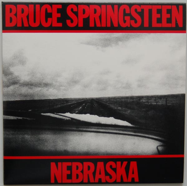 Front Cover, Springsteen, Bruce - Nebraska