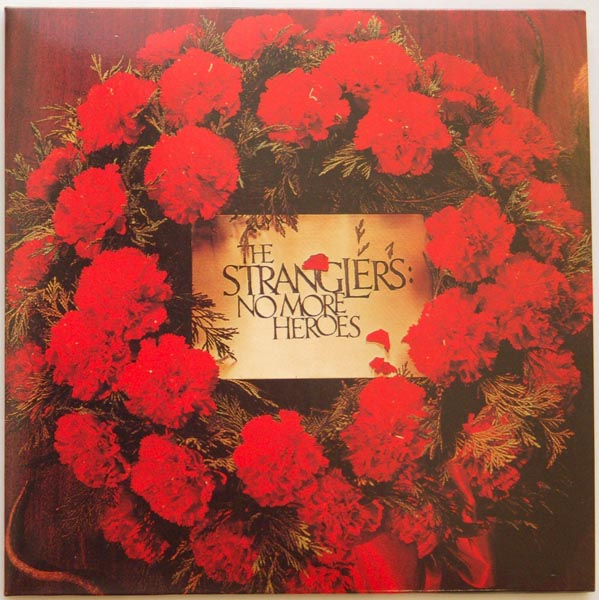 Front Cover, Stranglers (The) - No More Heroes