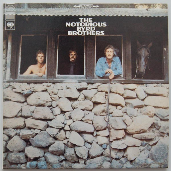 Front cover, Byrds (The) - The Notorious Byrd Brothers (+6