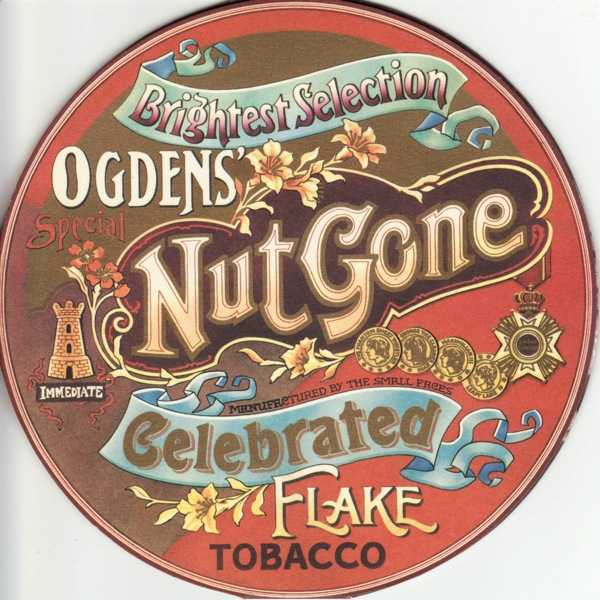 front, Small Faces - Ogdens' Nut Gone Flake
