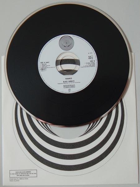 CD, Black Sabbath - Paranoid