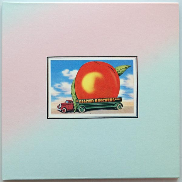 Front cover, Allman Brothers Band (The) - Eat A Peach