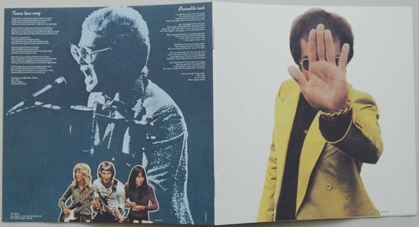Booklet, John, Elton - Don't Shoot Me, I'm Only The Piano Player (+4)
