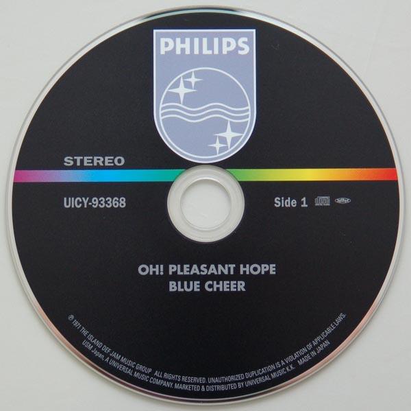 CD, Blue Cheer - Oh! Pleasant Hope