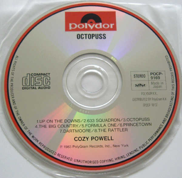 CD, Powell, Cozy - Octopuss