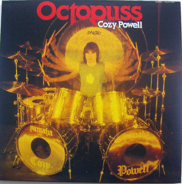 Cover, Powell, Cozy - Octopuss