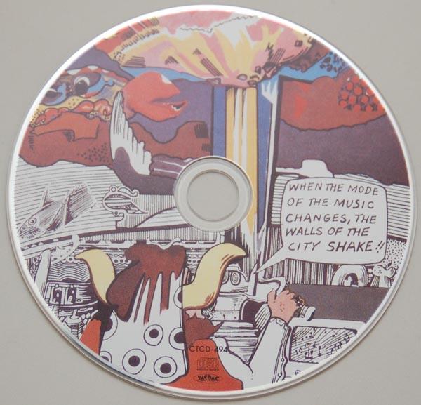 CD, Deviants (The) - Ptooff!