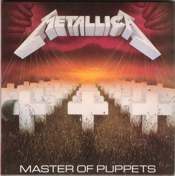 Front, Metallica - Master Of Puppets