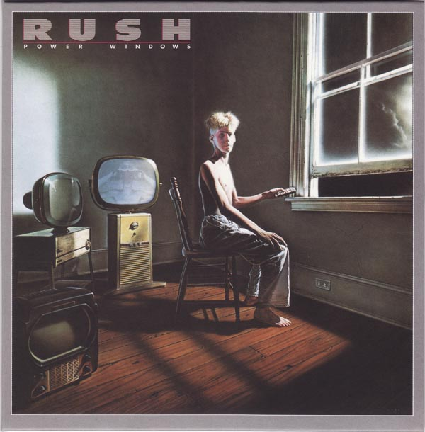 Power Windows Front, Rush - Sector 3