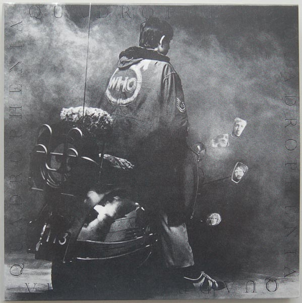 Front Cover, Who (The) - Quadrophenia