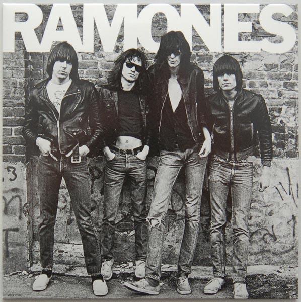 Front Cover, Ramones - Ramones + 8