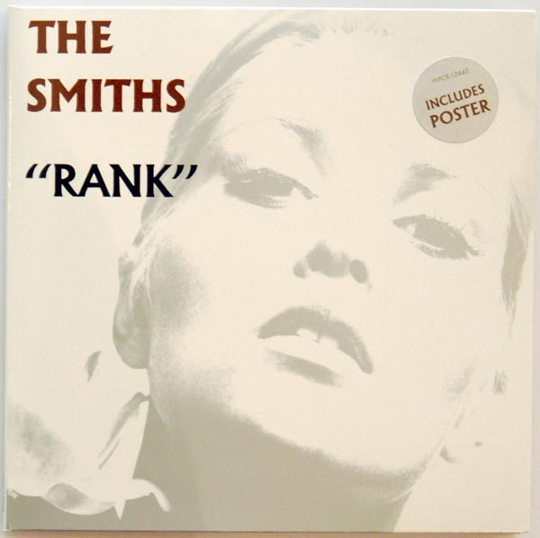 Front cover, Smiths (The) - Rank