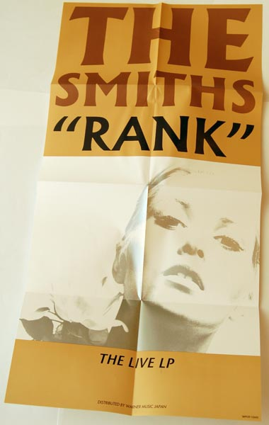 Poster, Smiths (The) - Rank