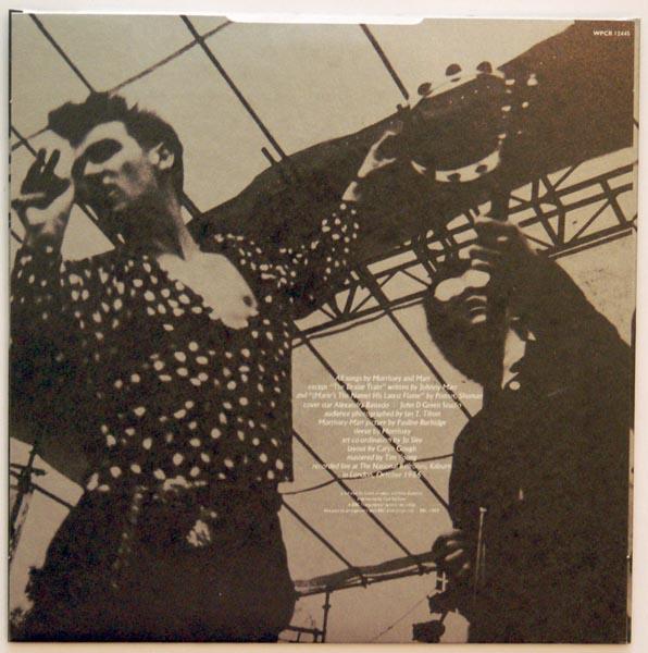 inner sleeve B, Smiths (The) - Rank