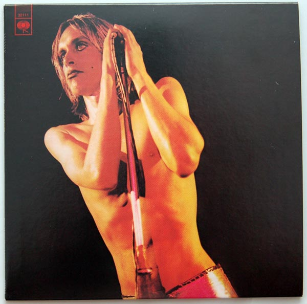 Front cover, Pop, Iggy (and The Stooges) - Raw Power