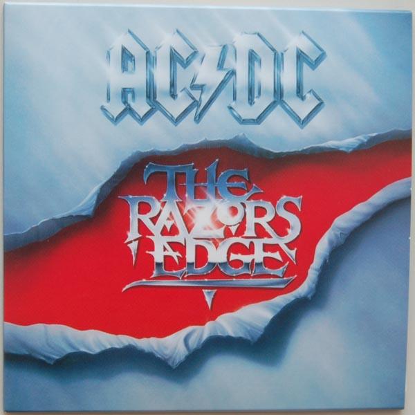 Front Cover, AC/DC - Razors Edge