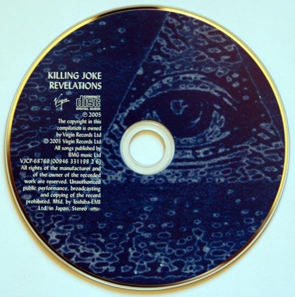 CD, Killing Joke - Revelations
