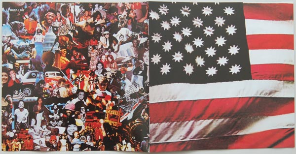 Booklet, Sly + The Family Stone - Theres A Riot Goin On +6