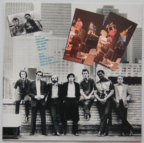 Inner sleeve 1A, Springsteen, Bruce - The River