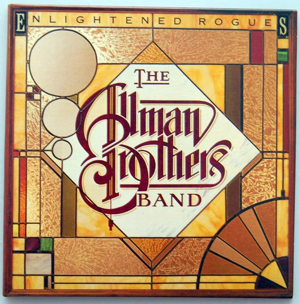 Front cover, Allman Brothers Band (The) - Enlightened Rogues