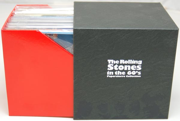 Box open 1, Rolling Stones (The) -